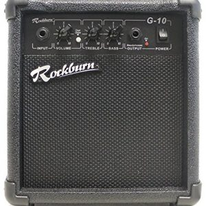 Rockburn Amp-10 Watt Amplifier for Electric Guitar