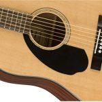 Fender CD-60S LH Left-handed Acoustic Guitar 3