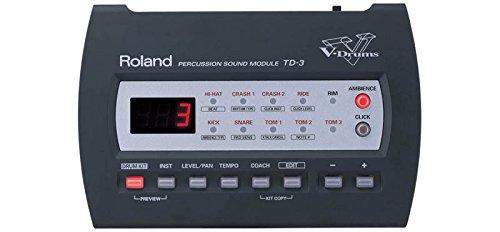 Roland TD-3 Electronic V-Drum Sound Module Brain