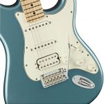 Fender Player Stratocaster HSS Electric Guitar – Maple Fingerboard – Tidepool 3
