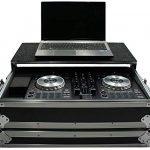 Harmony HCDDJSBLT Flight Glide Laptop Stand Road DJ Case fits Pioneer DDJ-SB3 1