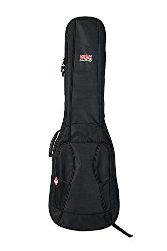 Gator Cases 4G Series Gig Bag For Bass Guitars with Adjustable Backpack Straps