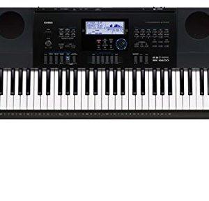 Casio 76-Key Workstation Keyboard with Power Supply