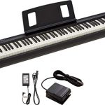 Roland 88-Key Entry-Level Digital Piano, Black