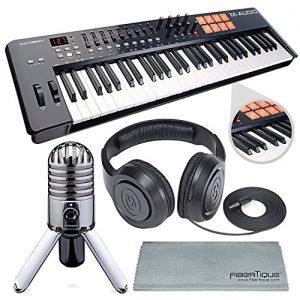 M-Audio Oxygen 49 MK IV 49-Key USB MIDI Keyboard/Drum Pad Controller