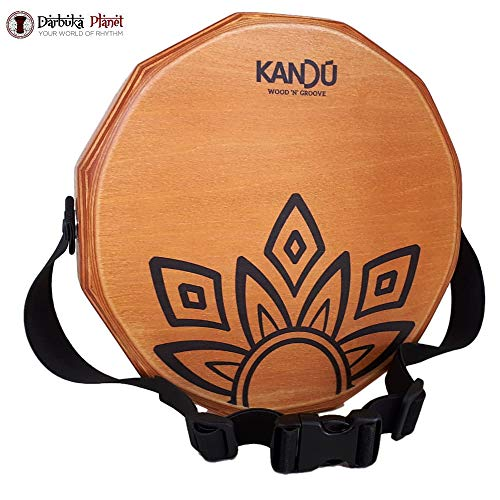 KTÄK -The First Handcrafted, Hand Drum Percussion, Two-Sound Cajón Body Snare