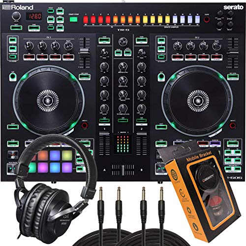 Roland Two-Channel, Four-Deck Serato DJ Controller