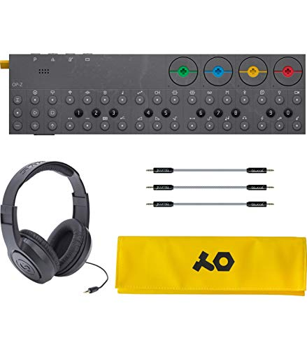 Teenage Engineering OP-Z Wireless Bluetooth Synthesizer for iOS, Mac