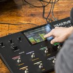 HeadRush Looperboard | 4-In/4-Out Looper with Intelligent Time-Stretch, Built-In FX, 7-inch Touchscreen, SD Card input, Click Track and Quantization, 300 Built-in Loops and USB Audio Connectivity 3