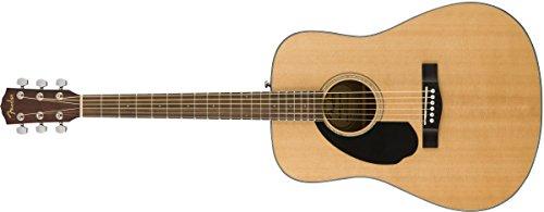 Fender LH Left-handed Acoustic Guitar
