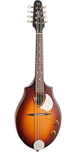 Seagull S8 Mandolin Sunburst EQ, Right Handed, Acoustic-Electric Mandolin