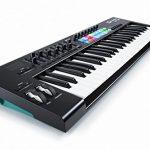 Novation LAUNCHKEY-49-MK2 49-Key USB Keyboard Controller+Headphones+Carry Bag 2