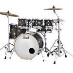 Pearl Drum Set, Satin Black Burst, inch (DMP927SPC262) 2