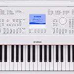 Yamaha DGX660W 88 Key Digital Piano with Knox Piano Bench and Book/DVD 3