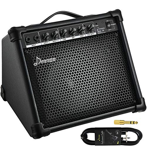 Donner AMP 20-Watt Keyboard Amplifier