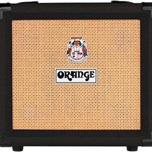 Orange Amplifiers Crush12 12W 1x6 Guitar Combo Amp Black