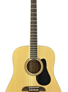 Alvarez Regent Dreadnought Acoustic Guitar Natural/Gloss