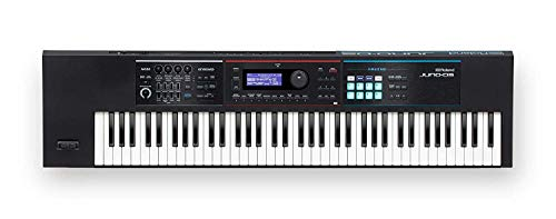 Roland Lightweight, 76-note Synth-action Keyboard with Pro Sounds