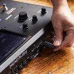 HeadRush Looperboard | 4-In/4-Out Looper with Intelligent Time-Stretch, Built-In FX, 7-inch Touchscreen, SD Card input, Click Track and Quantization, 300 Built-in Loops and USB Audio Connectivity 2