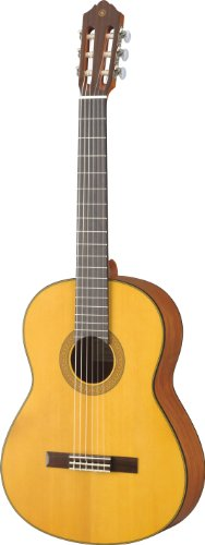 Yamaha Classical Guitar, Solid Spruce Top