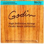 Seagull M4 Merlin Mahogany EQ Acoustic-Electric Dulcimer with Extra Set of M4 Strings (042517) 3