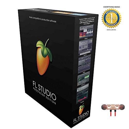 Image Line FL Studio 20 Producer Edition Mac/Windows includes Free Wireless