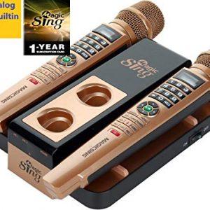 2020 Magic Sing E5+ 5145 Tagalog English songs + WIFI Karaoke Two Wireless