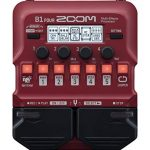 Zoom Bass Multi-Effects Pedal