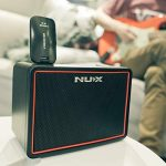 NUX Mighty Lite BT Mini Portable Modeling Guitar Amplifier with Bluetooth 3