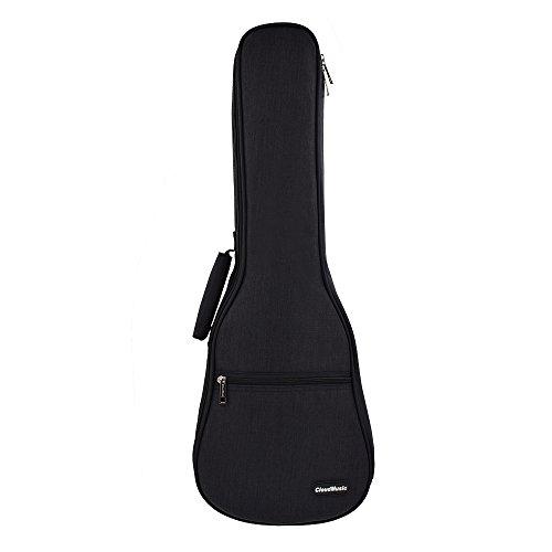 CLOUDMUSIC Ukulele Case 10mm Padded Ukulele Backpack Case Soprano