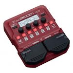 Zoom Bass Multi-Effects Pedal (B1 FOUR) 2