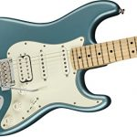 Fender Player Stratocaster HSS Electric Guitar – Maple Fingerboard – Tidepool 2