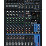 Yamaha 12-Input 4-Bus Mixer with Effects