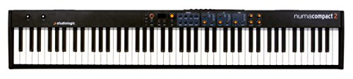 Studiologic Numa Compact 2 88-Note Semi-Weighted Keyboard