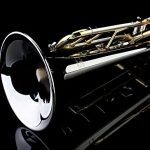 Glory Brass Bb Trumpet with Pro Case +Care Kit,Nickel Plated Intermediate Double-Braced Bb Trumpet, More COLORS Available ! CLICK on LISTING to SEE All Colors 1