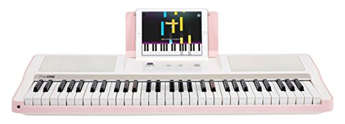 The ONE Smart Piano Keyboard with Lighted Keys, Electric Piano 61 keys