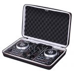 LTGEM EVA Hard Case for Numark Party Mix | Starter DJ Controller