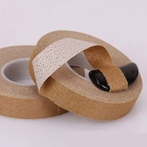 NA Instrumentpartsandaccessories Stretch Silk Guzheng Tape Breathable And Hypoallergenic Dedicated For Children Adults Lute Nail Tape Playing Type 5m