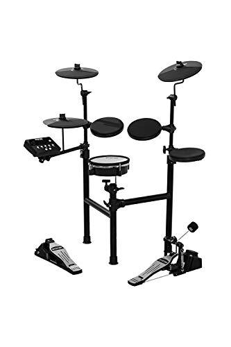 Electric Drum Set Compact 8 Piece Electronic Drum Kit