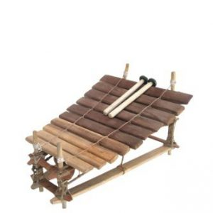 Xylophone Balafon Marimba from Ghana