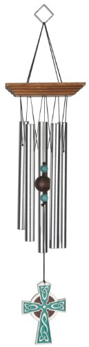 Woodstock Chimes WCCC Celtic Chime, Cross