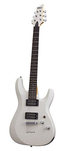 Deluxe Solid-Body Electric Guitar