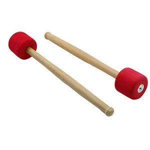 Drum Mallet Solid Foam Percussion Mallets Timpani Sticks