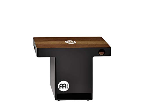 Meinl Pickup Slaptop Cajon Box Drum with Internal Snares and Forward Projecting Sound Ports