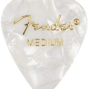 Fender 351 Shape Medium Classic Celluloid Picks