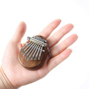8 Key Mini Kalimba exquisite Finger Thumb Piano Marimba