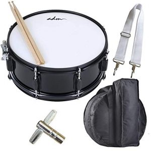 ADM Student Snare Drum Set with Gig Bag
