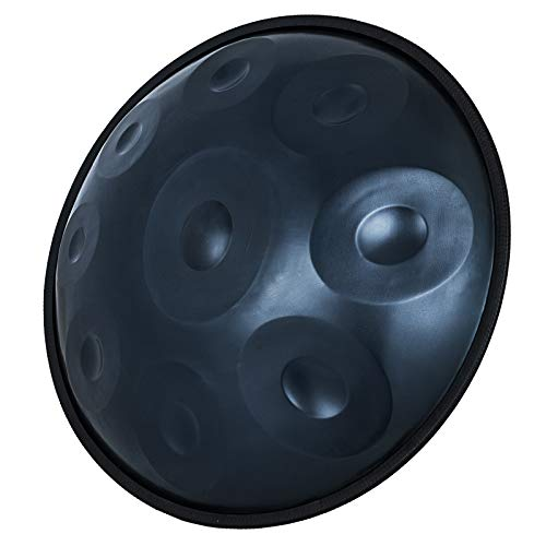 Handpan In D Minor 9 Notes 22 inches Steel Hand Drum