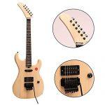 ZUWEI DIY Electric Guitar Kits BSESPUN - Basswood Body