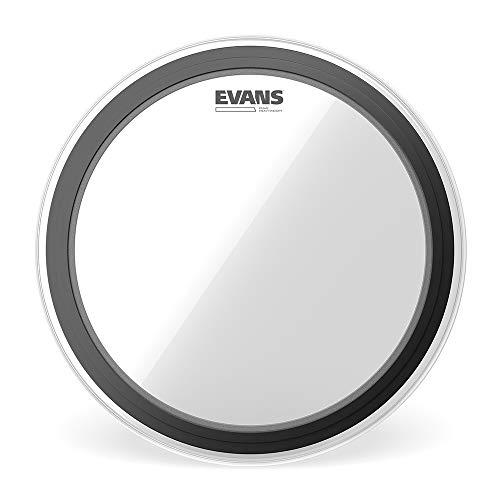 Heavyweight Clear Bass Drum Head Evans Heads